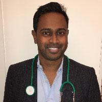 Dr Dinesh Silva
